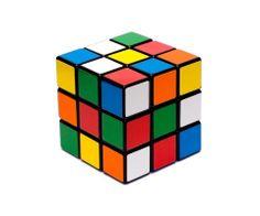 Rubik Cube Vintage - Http://www.uniq-shop.com