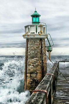 (Don't have a location.) Lighthouse Keeper, Coast, Tower, Lighting, Tall Ships, Beacon Of Hope, Beacon Of Light, Light House, Oceans