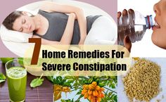Top 7 Home Remedies For Severe Constipation - Natural Treatments & Cure For Constipation in Adults | Search Home Remedy