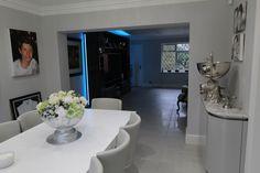 Kitchen Ergonomics has 15 years experience designing and installing bespoke kitchens in Hertfordshire Under Counter Lighting, Cabinet Space, Hidden Storage, Storage Solutions, Creative Design, Oversized Mirror, Pear, Japanese, Grey