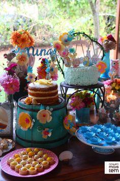ninguem mais tem, papelaria, produtos diferenciados,chá de bebe, decor, floresta encantada, tag no palito, bandeirola, identificador de sabor, topo de bolo, mobile, paperie, mesa de doces
