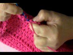 Como tejer una blusa al crochet II