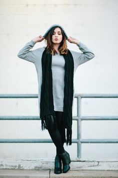 Zoella Grey Sweater 95