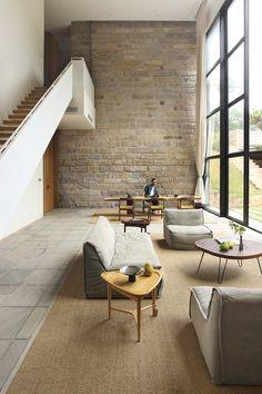 Returning Hut,Living room. Image © WU Yong-Chang