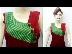 Hi Friends, New Stylish Neck Designs For Kurti (suit) Front Neck New Design cutting and stitching 2017 to 2018 Chudithar Neck Designs, Neck Designs For Suits, Neckline Designs, Blouse Neck Designs, Salwar Kameez Neck Designs, Churidar Designs, Kurta Neck Design, Simple Kurti Designs, Kurti Neck