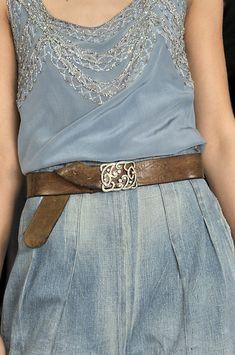 Ralph Lauren Spring 2010 - Details