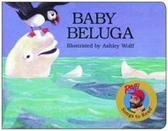 $2.50 - Baby Beluga Raffi Songs to Read