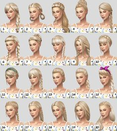 Delilah Cage (NBHT) braided female hairs by syaovu, --pixel, Kis Nakai-sims, Birksche Birksche, The Sims 4 Pc, Sims Four, Sims 4 Mm Cc, Sims 4 Mods, Sims 4 Game Mods, Protective Hairstyles, Lily Collins, The Sims 4 Cabelos, Pelo Sims