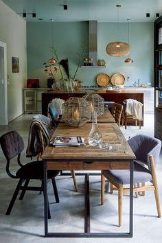 Shelter Island tafel 140x80 | Rivièra Maison