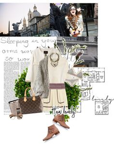 """:):)"" by pau93lz ❤ liked on Polyvore"