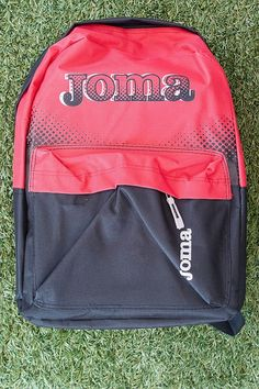 9,95€ - JOMA MOCHILA ROJA - Tiendas MEGASPORT -  #joma #mochila #maleta #macuto #bag #deporte #colegio #deportes #colegial #vueltaalcole #sport #sports #sportbag