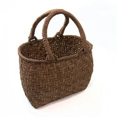 Japanese basket -kago bag <3 ~lisa.山葡萄蔓かごバッグ