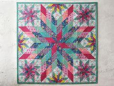 Constellation Quilt Kit featuring FreeSpirit Splendor fabric | Craftsy