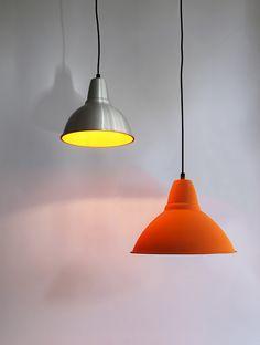 DIY Lampen // The FASHION ID Blog #diy #lamps