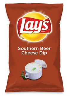 Wouldn't Southern Beer Cheese Dip be yummy as a chip? Lay's Do Us A Flavor is back, and the search is on for the yummiest flavor idea. Create a flavor, choose a chip and you could win $1 million! https://www.dousaflavor.com See Rules.
