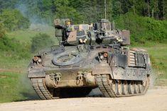 US – M2A3 Bradley IFV