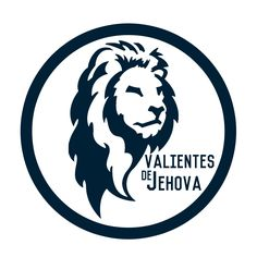 "Logotipo para grupo de jóvenes cristianos ""Valientes de Jehová"""