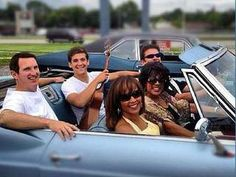 Live from Woodward Avenue - from Ferndale up to Pontiac - join us for live special coverage of the 2012 Woodward Dream Cruise from 7:00 to 9:00 p.m. INSIDE: WATCH LIVE