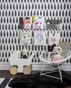 10 Great Ideas to Organize and Store Your Kids' Books   Apartment Therapy
