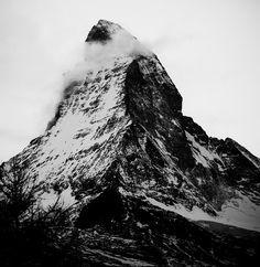 Contrasts of The Matterhorn