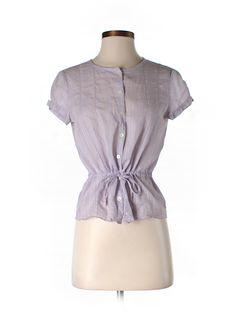Calvin Klein Short Sleeve Button Down Shirt for $11.99 on thredUP!