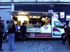 in my belly: LE CAMION QUI FUME