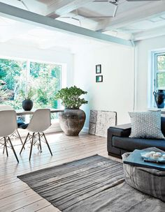 AN DANISH FISHERMAN'S COTTAGE DATING FROM 1830 | THE STYLE FILES