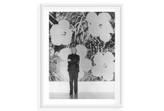 Warhol's Flowers, 1973 / Photos.com / by Getty Images
