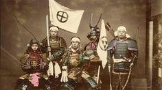 samurais imagenes