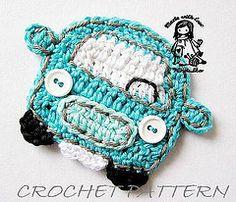Crochet car app