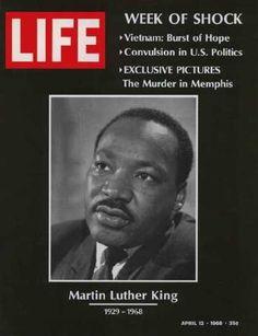 Revista Life (EEUU) - 12 de abril de 1968.