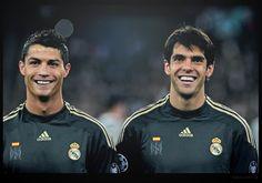 Ronaldo and Kaka...:)