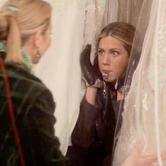 The one with the wedding dress...