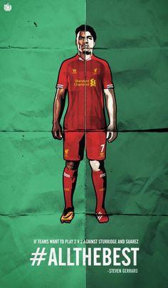 Liverpool FC's SAS