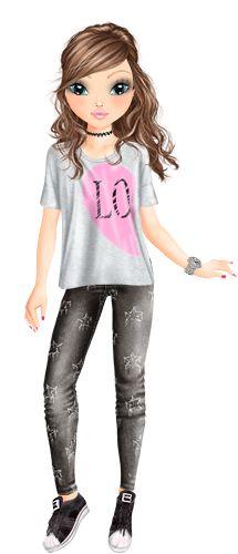 TOPModel veilinghuis | Veilingruimte Panda Party, Cartoon Sketches, Cute Clipart, Power Girl, Models, Pretty Art, Happy Girls, Art Deco Fashion, Cute Drawings