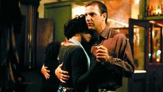Here's how Kevin Costner and his cast and crew transformed The Bodyguard into a surprise hit, how he convinced Whitney Houston to become his leading lady, and how the movie changed some people's lives in unexpected ways. Kevin Costner Whitney Houston, The Bodyguard Movie, Film Su, Gary Kemp, Jackson, Charmed Tv, Romantic Films, Hd Movies Online, Love Scenes
