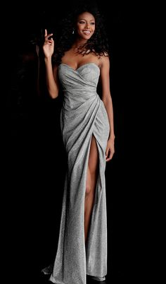 Jovani Prom 67103 2020 Prom Dresses, Pageant, Homecoming and Formal Dresses Metallic Prom Dresses, Fitted Prom Dresses, Prom Dresses Jovani, Prom Dresses For Sale, Designer Prom Dresses, Strapless Dress Formal, Evening Dresses, Formal Dresses, Pageant Gowns