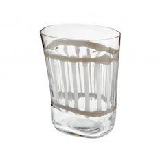 """Carlo Moretti - Wasserglas """"Bora"""" - Modell 15.997.3 - Murano Glas"""
