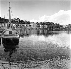 1950s - Vittorio Pandolfi - Il porto d'Ischia