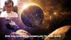 2016 Amateras Spacesynthmegamix By Marc Eliow (320 kbps)