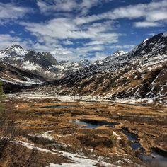 Reed Lakes Trail – Hatcher Pass, Alaska – brittanytravelPT