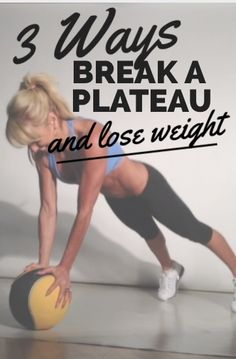 3 Must Follow Rules to Break your weight loss plateau.   Number 1:   Stop eating three hours before you go to bed.  Set a time, three hours before you go to sleep, at which you will no longer be consuming food.   Number 2:  Plan your meals based on a calorie deficict the day before. In order to do that, you will need to know how many calories you can consume tomorrow in order to create a deficit of at least 500 calories.   Number 3:  Eliminate all processed foods for one week.