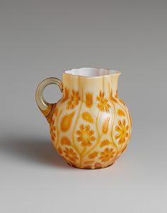 1886 cream pitcher