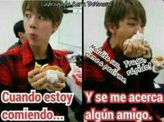 Imagen de bts memes and bts español
