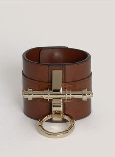 Givenchy - Obsedia leather cuff