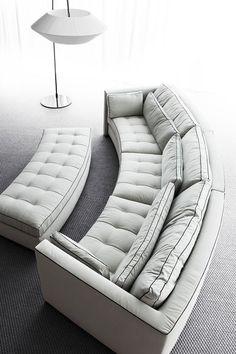 Sofas | Seating | Alchimia | Erba Italia | Giorgio Soressi. Check it out on Architonic