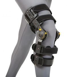 VertaLoc MAX OA Hinged Knee Brace - LiveActionSafety