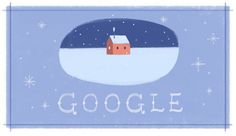 Google Doodle: Happy Holidays from Google 2013 (3)