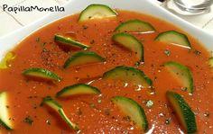 #VELLUTATA DI #POMODORO #LIGHT #ricetta #recipe #tomato