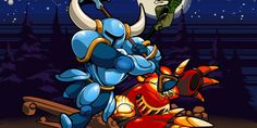 Shovel Knight Arcade Yacht Club Games